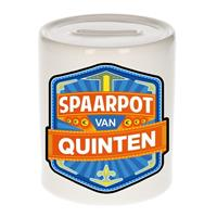 Bellatio Kinder spaarpot voor Quinten - Spaarpotten