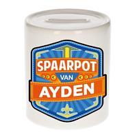 Bellatio Kinder spaarpot voor Ayden - Spaarpotten