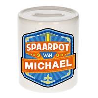 Bellatio Kinder spaarpot voor Michael - Spaarpotten