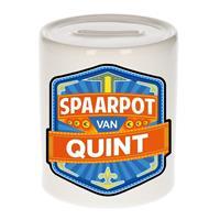 Bellatio Kinder spaarpot voor Quint - Spaarpotten