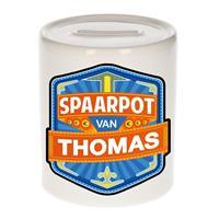 Bellatio Kinder spaarpot voor Thomas - Spaarpotten