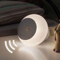 Paulmann Viby LED nachtlamp, mobil, rond