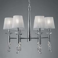 Mantra Kroonluchter Lilja 6-lamps