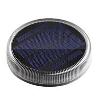 Solar grondspot Round op zonne energie