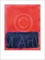 Mark Rothko - Untitled 1960-61 Kunstdruk 60x80cm