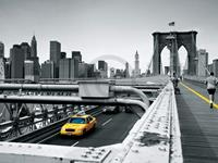 PGM Thomas Reis - Yellow Cab Kunstdruk 80x60cm