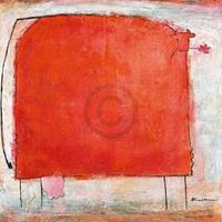 PGM Marianne Kindt - Kuh Muh-Muh Kunstdruk 70x70cm