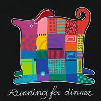 PGM Hope - Running for dinner Kunstdruk 50x50cm