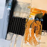 Francesco Cusumano - Movimenti I Kunstdruk 70x70cm