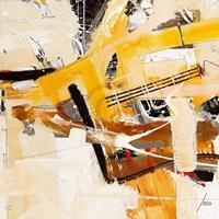 PGM Norbert Mayer - Nachricht an die Sonne Kunstdruk 70x70cm