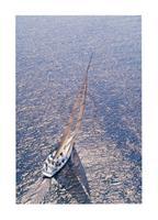 PGM Ingrid Abery - Silver Sea II Kunstdruk 50x70cm