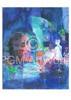 PGM Ralf Westphal - Italienischer Garten Kunstdruk 50x70cm