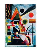 PGM Wassily Kandinsky - Balancement, 1925 Kunstdruk 40x50cm