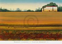 PGM Robert Carson - Tuscan Memory II Kunstdruk 91x66cm