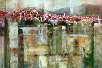 PGM Douglas - Tuscan Hillside Kunstdruk 91x61cm