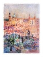 PGM Ralf Westphal - Urbino, Palazzo Ducale, Marche Kunstdruk 60x80cm