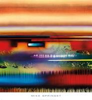 PGM Mike Springet - Lightfast I Kunstdruk 61x66cm