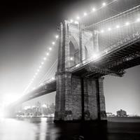 PGM Adam Garelick - Brooklyn Bridge Kunstdruk 68x68cm