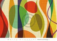 PGM Barry Osbourn - Positive Engergy 1 Kunstdruk 91x66cm