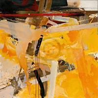 PGM Norbert Mayer - Sonnenbretter Kunstdruk 98x98cm