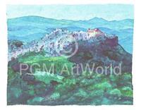 PGM Ralf Westphal - Sizilien Kunstdruk 90x70cm