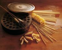 PGM Riccardo Marcialis - Pasta italiana Kunstdruk 50x40cm