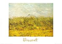 PGM Vincent Van Gogh - The Wheat Field Kunstdruk 70x50cm