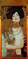 PGM Gustav Klimt - Judith II Kunstdruk 41x86cm