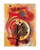 PGM Wassily Kandinsky - Hommage a Grohmann Kunstdruk 60x80cm