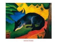 PGM Franz Marc - Fuchs Kunstdruk 80x60cm