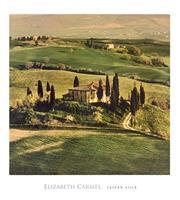 PGM Elisabeth Carmel - Tuscan Villa Kunstdruk 45x50cm