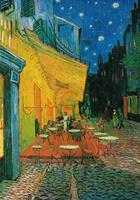 PGM Vincent Van Gogh - Café at Night Kunstdruk 70x100cm