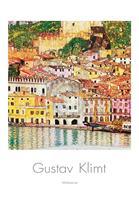 PGM Gustav Klimt - Malcesine Kunstdruk 70x100cm