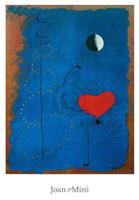 PGM Joan Miro - Ballarina II, 1925 Kunstdruk 70x100cm