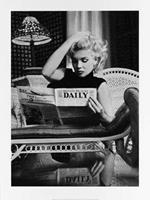 PGM Ed Feingersh - Marilyn Monroe Motion Picture Kunstdruk 60x80cm