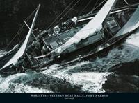 PGM Carlo Borlenghi - Marjatta Veteran Boat Rally Kunstdruk 80x60cm