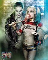 GBeye Suicide Squad Joker And Harley Quinn Poster 40x50cm
