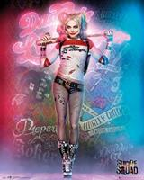 GBeye Suicide Squad Harley Quinn Stand Poster 40x50cm