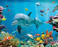 GBeye Tropical Ocean Poster 50x40cm