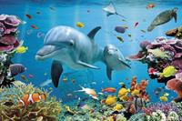 GBeye Tropical Underwater Ocean Poster 91,5x61cm