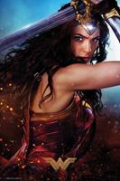 GBeye Wonder Woman Defend Poster 61x91,5cm