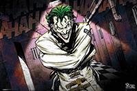 GBeye DC Comics Joker Asylum Poster 91,5x61cm