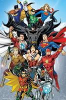 GBeye DC Comics Rebirth Poster 61x91,5cm