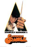 GBeye Clockwork Orange Key Art 1 Poster 61x91,5cm