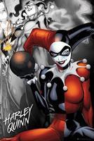 GBeye DC Comics Quinn The Bomb Poster 61x91,5cm