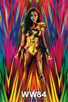 GBeye Wonder Woman 1984 Teaser Poster 61x91,5cm