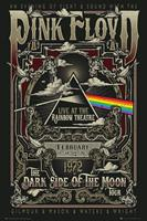 GBeye Pink Floyd Rainbow Theatre Poster 61x91,5cm