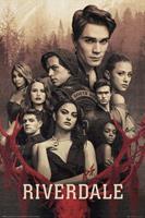GBeye Riverdale Season 3 Key Art Poster 61x91,5cm