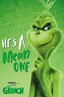 GBeye The Grinch Solo Poster 61x91,5cm