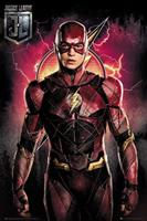 GBeye Justice League Flash Solo Poster 61x91,5cm
